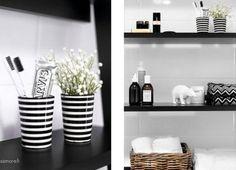 10 estilos para tu cuarto de baño Laundry Room Bathroom, Bathrooms, Bath And Beyond, Interior Stylist, Floating Shelves, Sweet Home, Room Decor, Diy, Pictures