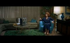"""From """"Valley of the Dolls"""" - I love everything about this room, especially the coffee table."""