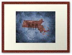 Massachusetts Texture by Daogreer Earth Works