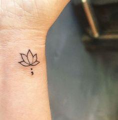 Tatouage symbole bouddhiste – empreint de sagesse
