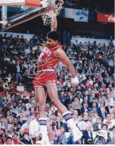 e2d9b847fb9 Julius Erving Autographed 8x10 Photo  SportsMemorabilia  Philadelphia76ers  Basketball Legends