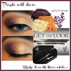 Be all YOU can be with YOUnique! Create your own individual look at my younique site. youniqueproducts.com/kimcando