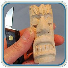 Wood Carving, Relief Carving, Chip Carving, and Whittling Free Online Projects by L S Irish