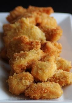 Gluten-Free Chicken Nuggets | G-Free Foodie #GlutenFree