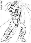 Yu Gi Oh Printable Coloring Pages