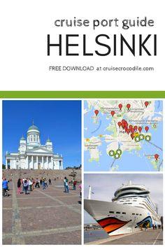 Cruise port guide Helsinki