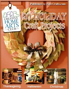 creative turkey decor crafts | for the crafter who loves to decorate for the holidays