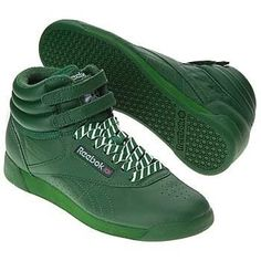 bb0d686a1ad Energize your look with these bold Reebok Freestyle Hi-tops