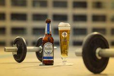 Waarom bier en sporten wél samengaan: dit bier is echt perfect voor mannen die van sporten houden