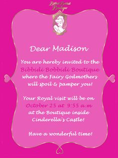 patsthings uploaded this image to 'New Invitations'. See the album on Photobucket. Disney Day, Disney Tips, Disney Magic, Disney World Birthday, Disney World Halloween, Disney Vacation Planning, Disney Vacations, Disney Travel, Disney Cruise