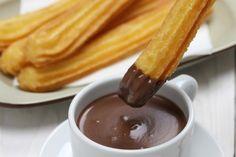 Vous connaissez les Churros...Pâte frite, sucre, chocolat