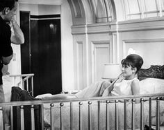 "Audrey Hepburn in ""Paris When It Sizzles"" 1964"