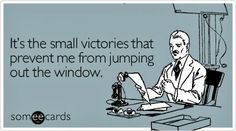 Small Victories--great post by Mindful Rambles