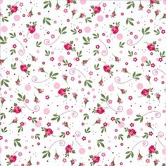 Rosali Rose  Decoupage Paper Napkins Set of 2  Patite by YWart