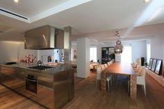 30 cozinhas com ilha central que valorizam o espaço mais querido de casa