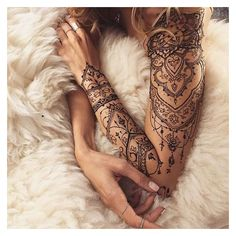 Tattoos ❤ liked on Polyvore featuring accessories, body art and tattoo