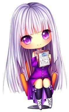 Chibi 136 48 Beautiful C Veda by Hyanna Natsu On Deviantart Kawaii Anime Girl, Cute Anime Chibi, Kawaii Chibi, Kawaii Art, Kawaii Drawings, Cute Drawings, Cute Characters, Anime Characters, Manga Girl