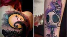 Cosa sono i tatuaggi Sak Yant e cosa significano? Nightmare Before Christmas, Piercing, Geek Stuff, Skull, Geek Tattoos, Geek Things, The Nightmare Before Christmas, Piercings, Skulls