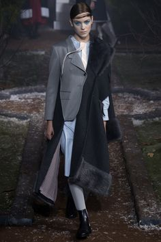 Thom Browne Fall 2016 Ready-to-Wear Fashion Show