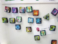 League of legends refrigerator magnets Summoner Spells set of six - The original Summoner spell magnets on Etsy, $15.50