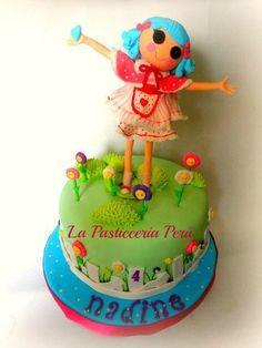 lalaloopsy  Cake by lapasticceriaperu