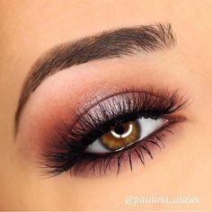 "513 Likes, 8 Comments - Talk That Makeup (@talkthatmakeup) on Instagram: ""Love this!!🙌😍🌟🌟🌟 @paulina_alaiev @paulina_alaiev @paulina_alaiev 🌟🌟🌟"""