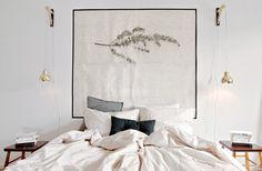 Set the Mood: How To Design a Romantic Bedroom http://www.apartmenttherapy.com/romantic-bedroom-decorating-ideas-241026 #romance #decor #homedecor