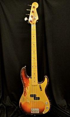 1959 Vintage Fender Precision Bass