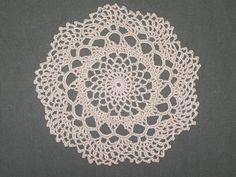Ravelry: Strawberry doily pattern by Chinami Horiba