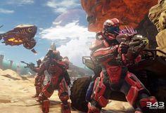Halo 5: Guardians doczekało się widowiskowego zwiastuna premierowego