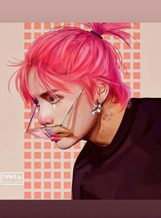 For Money ~ Kim Taehyung – 2 (Tamamlandı) – – Kpop 2020 Trend Foto Bts, Bts Photo, Taehyung Fanart, Kim Taehyung, Taehyung Red Hair, K Pop, Wattpad, Art Rouge, Arte Fashion