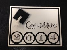 Graduation 2014 by CindyJinCT - Cards and Paper Crafts at Splitcoaststampers