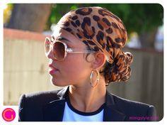 OOTD: #Zara Blazer #Forever21 Scarf #GodCan Tee