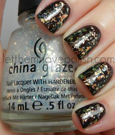 * China Glaze Luxe and Lush | Spring 2012 Capital Colours Collection | Let Them Have Polish