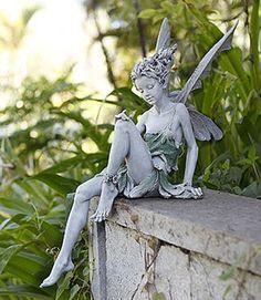 Woodland Flower Fairy Girl III