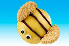 OREO Bumblebee Cookie Balls