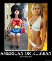 Written By Russian Woman American 81