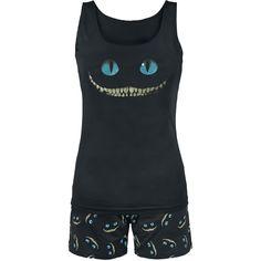Sonrisa Cheshire - Pijama por Alicia en el País de las Maravillas