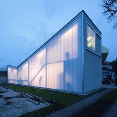 Piotr Brzoza Architekten GmbH, Jakub Certowicz · Sculptor's Studio · Divisare