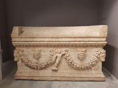 2000 year old Roman sarcophagus