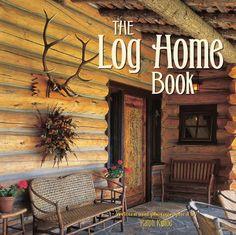 Log Home Book  The