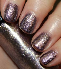 Crush On Amethyst, Hard Candy Crushed Chrome Collection