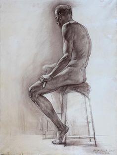 Russian Life Drawing