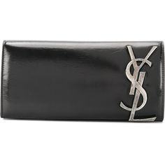 fd600f063d0a Saint Laurent monogram clutch ( 1