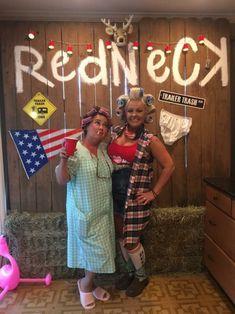 white trash costume ideas