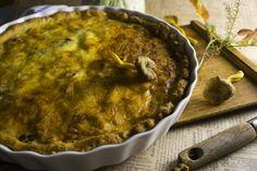 Sienipiirakka - Mummon Palak Paneer, Pizza, Ethnic Recipes, Desserts, Food, Tailgate Desserts, Deserts, Essen, Dessert