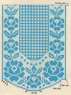 Resultado de imagem para monochrome flowers cross stitch