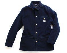 Adam Kimmel x Carhartt - Life+Times Rugged Look, Textiles, Comfortable Fashion, Carhartt, Work Wear, Chef Jackets, Street Style, Computer Chess, Shirt Dress