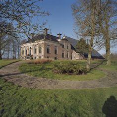 Usquert,Streeksterweg 79,  boerderij de Zuidpool uit 1852