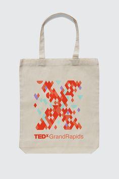 TEDx 2014 tote bag